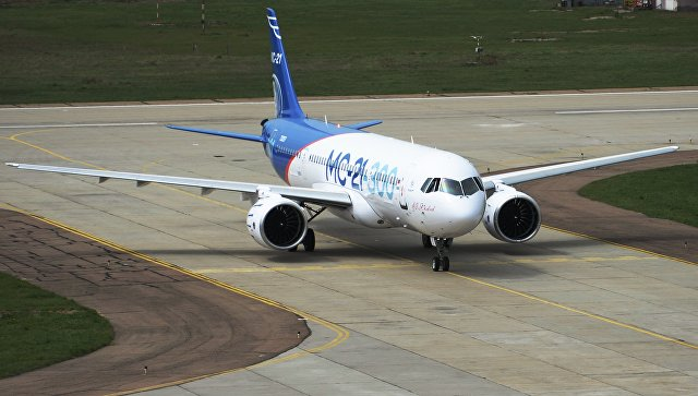 Мексиканский авиаперевозчик Interjet  заинтересовался покупкой российских самолетов МС-21