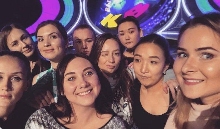 Иркутская команда «Раисы» прошла в финал Высшей лиги КВН