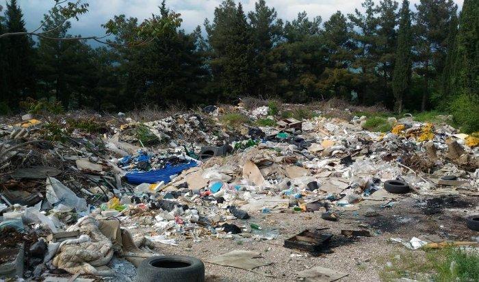 В Ангарске выявлена несанкционированная свалка экологически опасных отходов