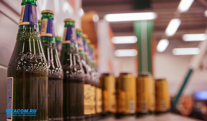 В Иркутске совет ветеранов просит запретить продажу алкоголя в жилых домах