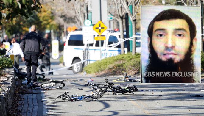 Трамп потребовал смертной казни для нью-йоркского террориста