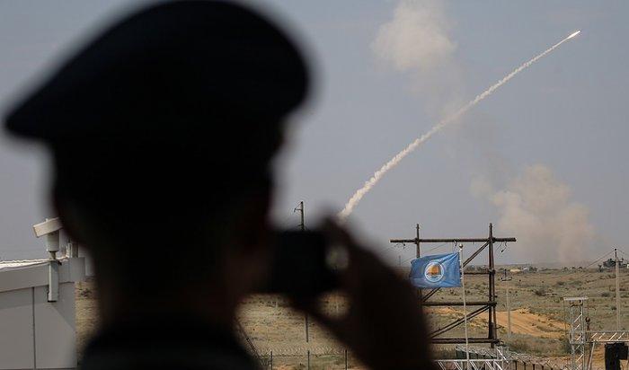 ВВС Израиля нанесли ракетный удар по Сирии