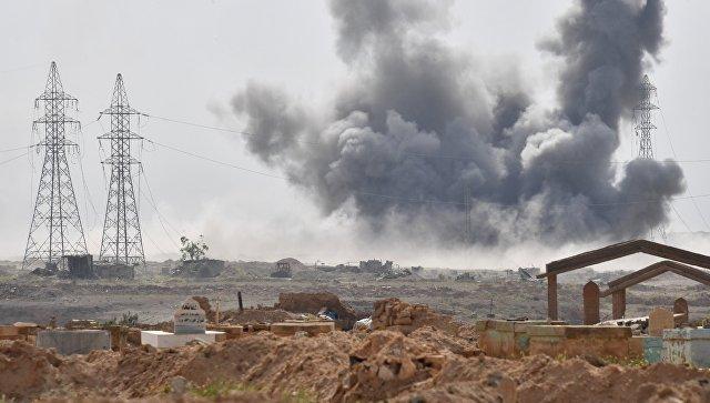 ГенштабВС Сирии подтвердил полное освобождение Дейр-эз-Зора