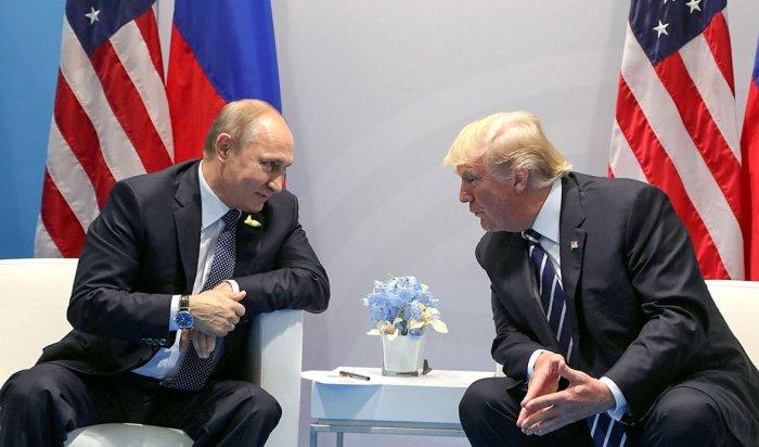 Трамп хотел бы встретиться с Путиным на саммите АТЭС