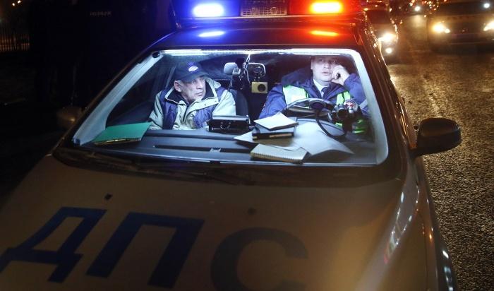 В Красноярском крае в результате аварии пострадали 8 человек