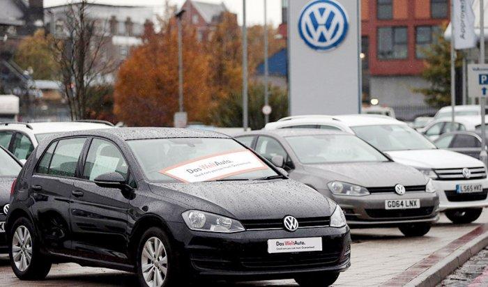 В Германии более 15 тысяч владельцев авто Volkswagen обратились в суд