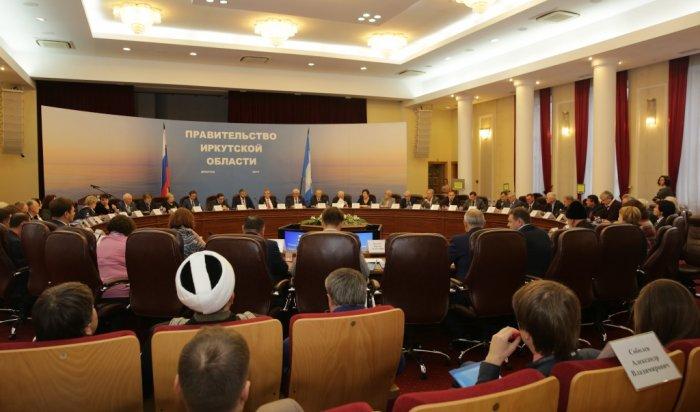 Председателем Общественной палаты Иркутской области избран Владимир Шпрах