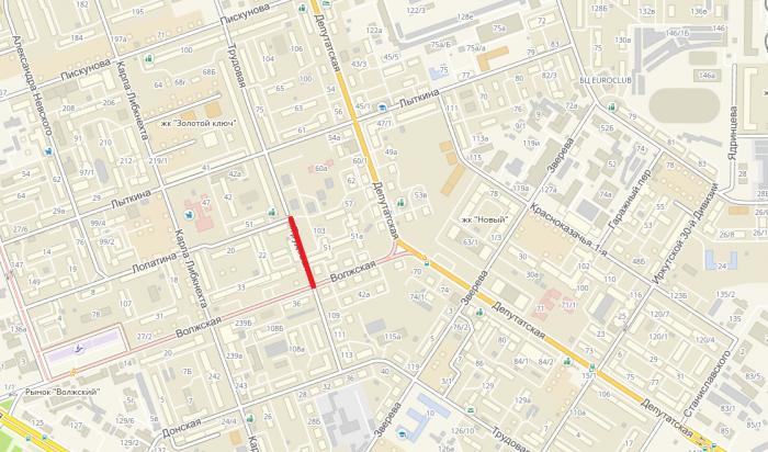Проезд на участке улицы Трудовой в Иркутске будет закрыт до 15 ноября