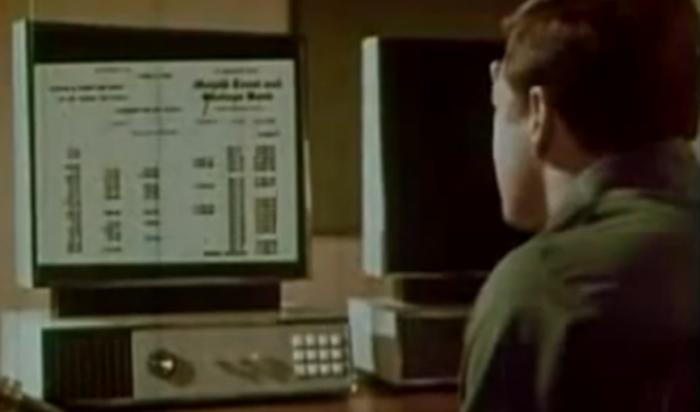 СМИ опубликовали «рекламу будущих технологий» изпрошлого века