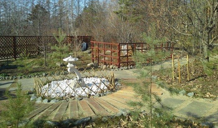 Первый в России Корейский сад появился в Иркутске