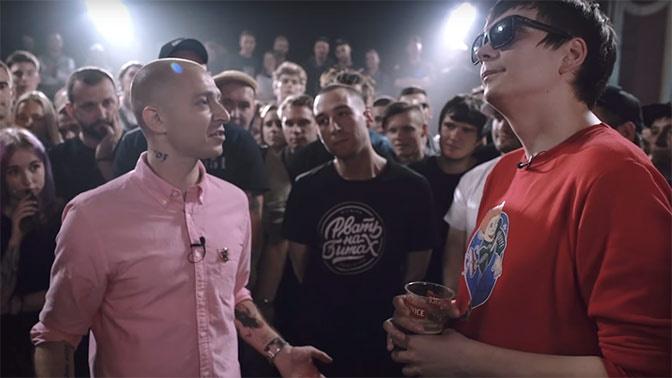 ВИркутске выступят рэперы Oxxxymiron иСлава КПСС