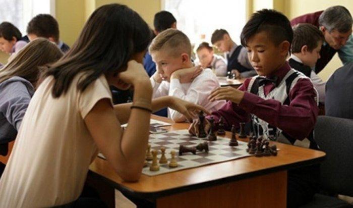 Филиал Городского шахматного клуба открылся в Иркутске