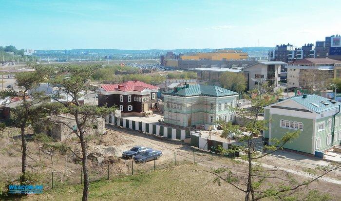 Октябрьский округ Иркутска лидирует по объемам благоустройства