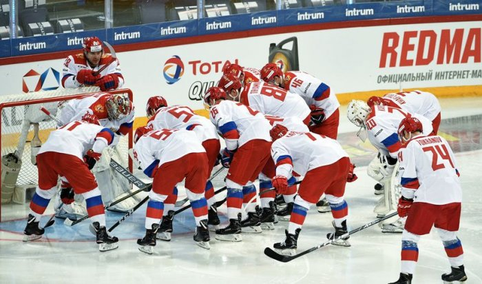 Сборная России по хоккею обыграла чехов на Кубке Карьяла