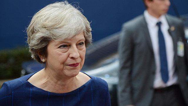 Премьер Британии обвинила РФвподрыве международного порядка