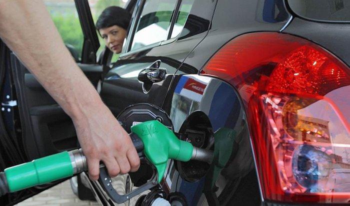 В России цены на бензин достигли рекордных показателей