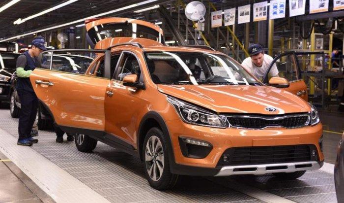 В  России начались продажи нового кросс-хэтчбека Kia Rio X-Line