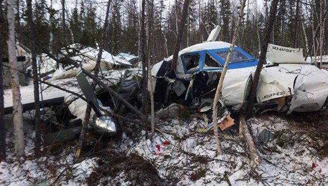 Опубликован список погибших в авиакатастрофе под Хабаровском