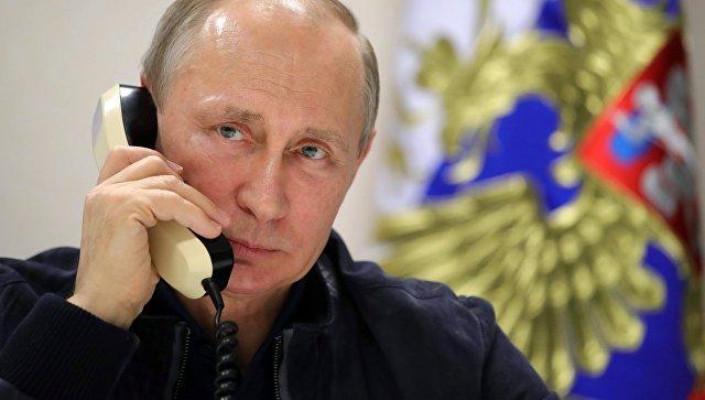 Путин обсудил с главами ДНР и ЛНР идею по обмену пленными в Донбассе