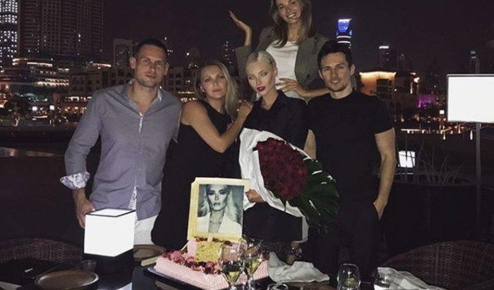 Экс-возлюбленная Тимати отпраздновала день рождения с Павлом Дуровым