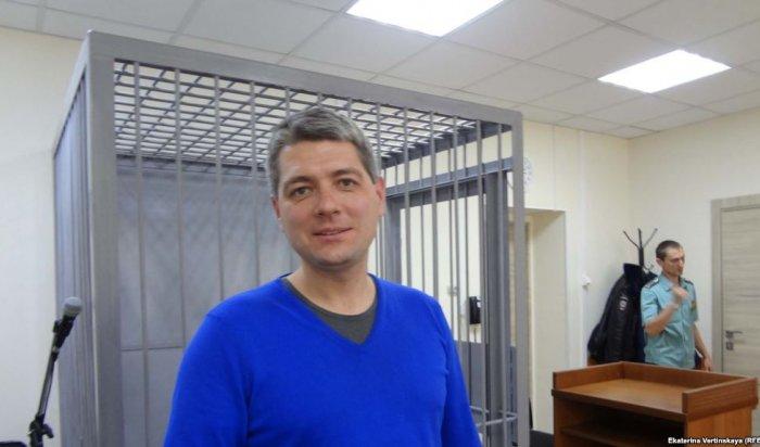 Координатор иркутского штаба Навального получил семь суток ареста