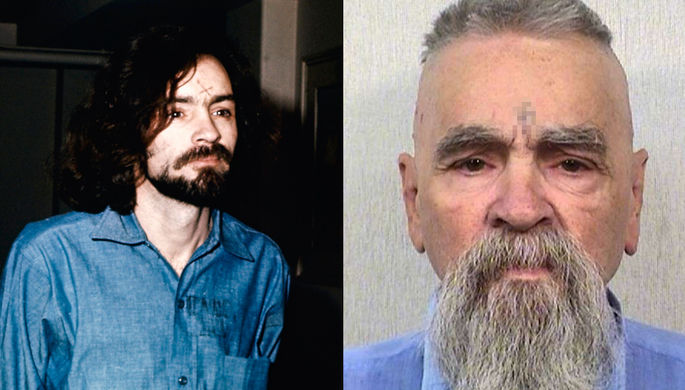 Умер серийный убийца Чарльз Мэнсон
