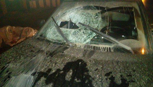 Под Тамбовом пьяный полицейский насмерть сбил пешехода