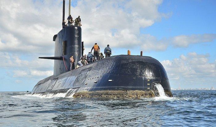 Полученные ВМС Аргентины сигналы не помогли определить местоположение пропавшей подлодки
