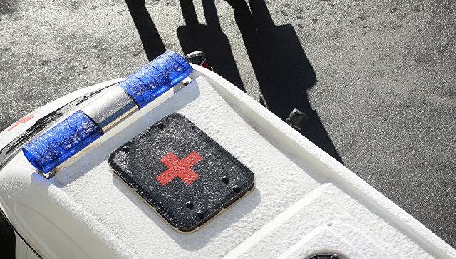 ВУсолье мужчина распылил газ избаллончика влицо фельдшеру скорой помощи