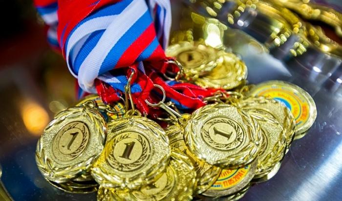 Спортсменки изПриангарья завоевали пять медалей наВсероссийских соревнованиях поспортивной аэробике