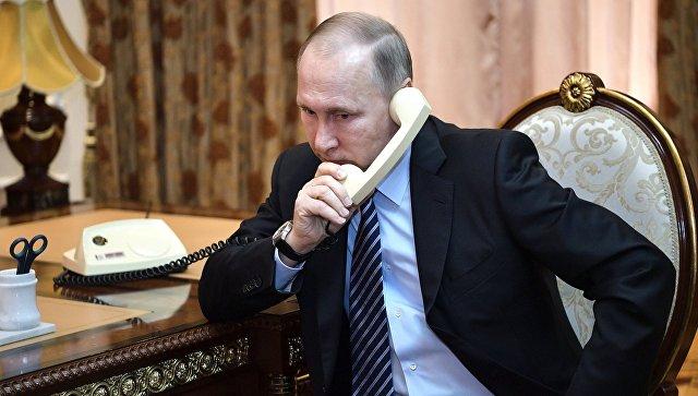 Трамп назвал телефонный разговор сПутиным замечательным