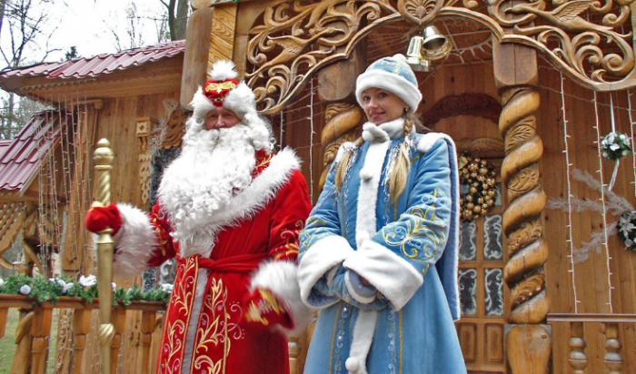 Дед Мороз пригласил Кадырова посетить его резиденцию