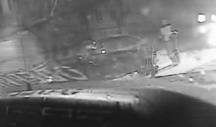ВКрасноярске впервый раз посадили под арест водителя, удиравшего от милиции