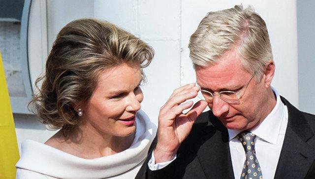 Монарх Бельгии поведал о собственной ночёвке наполу вукраинской квартире