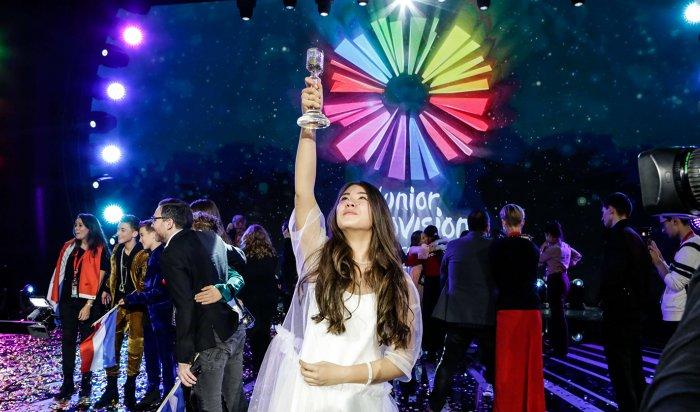 Юлия Самойлова поздравила Богусевич спобедой на«Детском Евровидении»