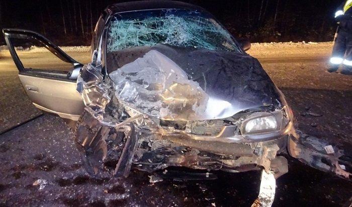 ВБратском районе вДТП погибли два водителя