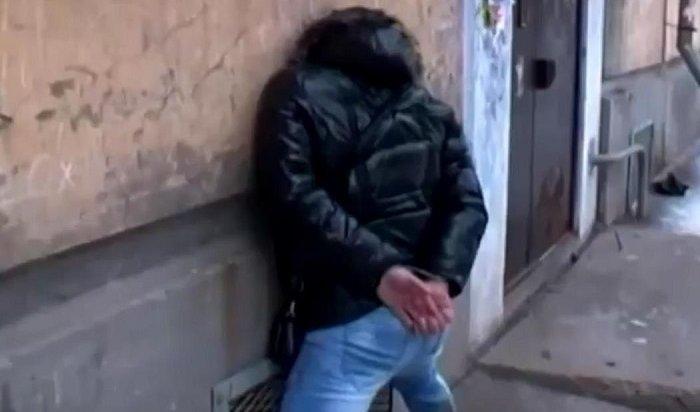 ВАнгарске иУсть-Куте полицейские задержали две этнические группы наркодилеров (Видео)