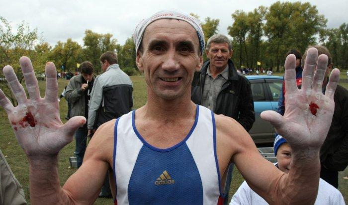 Житель Красноярска установил мировой рекорд по подтягиваниям