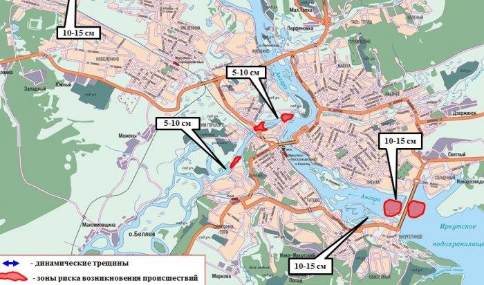 В Приангарье появились карты рисков с указанием толщины льда на водоемах