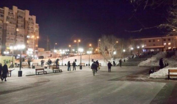 ВИркутске открыли сквер набульваре Постышева