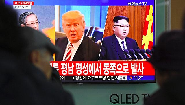 КНДР готова кдиалогу сСША, нопри условии признания ееядерной державой