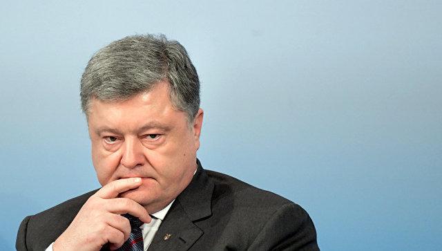 Саакашвили рассказал, сколько пьет Порошенко