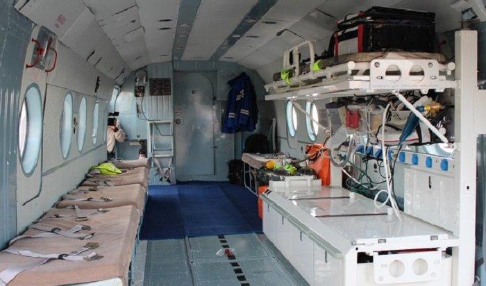 Из Иркутска в Усть-Кут вылетел вертолет для эвакуации пострадавших при взрыве