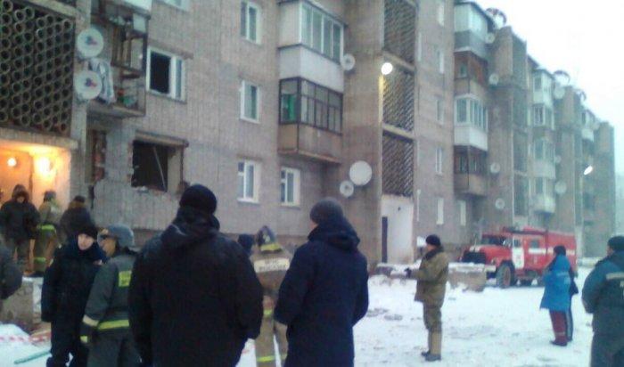 В Усть-Куте возбудили уголовное дело по факту гибели мужчины при взрыве в многоэтажном доме