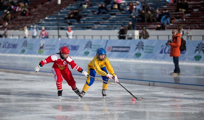 Женская команда Приангарья  по хоккею с мячом представит область на фестивале в Китае