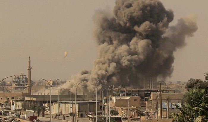 Системы ПВО Сирии перехватили три израильских ракеты, летевшие в Дамаск