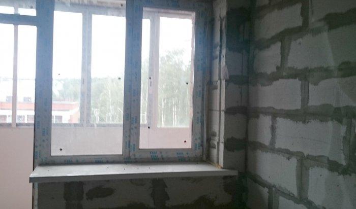 Иркутский застройщик оштрафован  на 100 тысяч рублей за недоделанную квартиру с дырявой крышей
