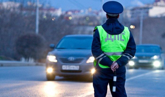 ВИркутске возбуждено уголовное дело вотношении водителя, который сбил сотрудника ДПС