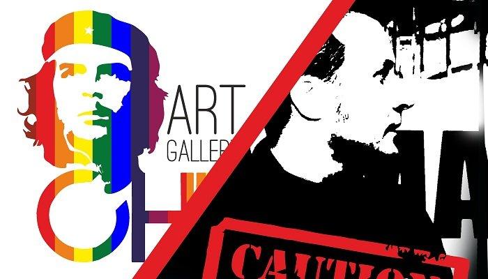 Арт-галерее «Che Guevara» вИркутске исполнится один год 17декабря
