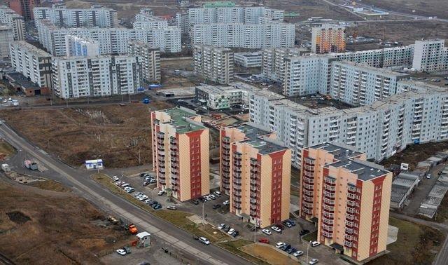 В Советском районе Красноярска найдено тело мужчины